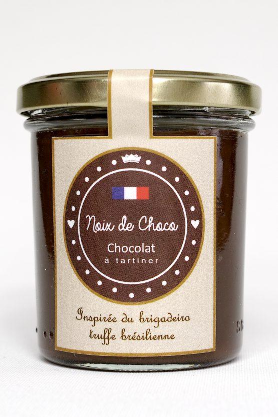 chocolat à tartiner - Pâte à tartiner au chocolat
