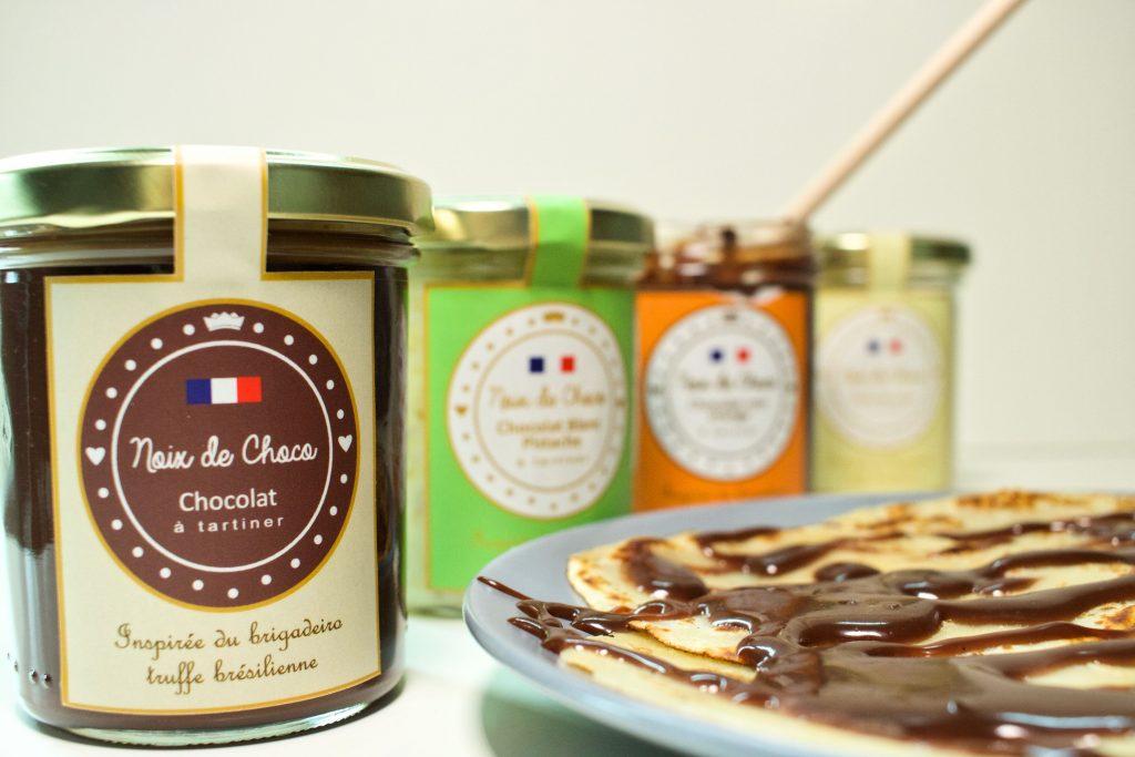 Coffret gourmand Noix de Choco : composez votre coffret gourmand.