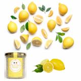 Citron pavot à tartiner - pâte à tartiner citron pavot