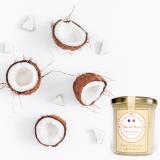 Noix de coco à tartiner - pâte à tartiner noix de coco