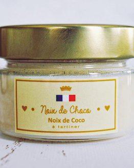 Pâte à tartiner Noix de Coco