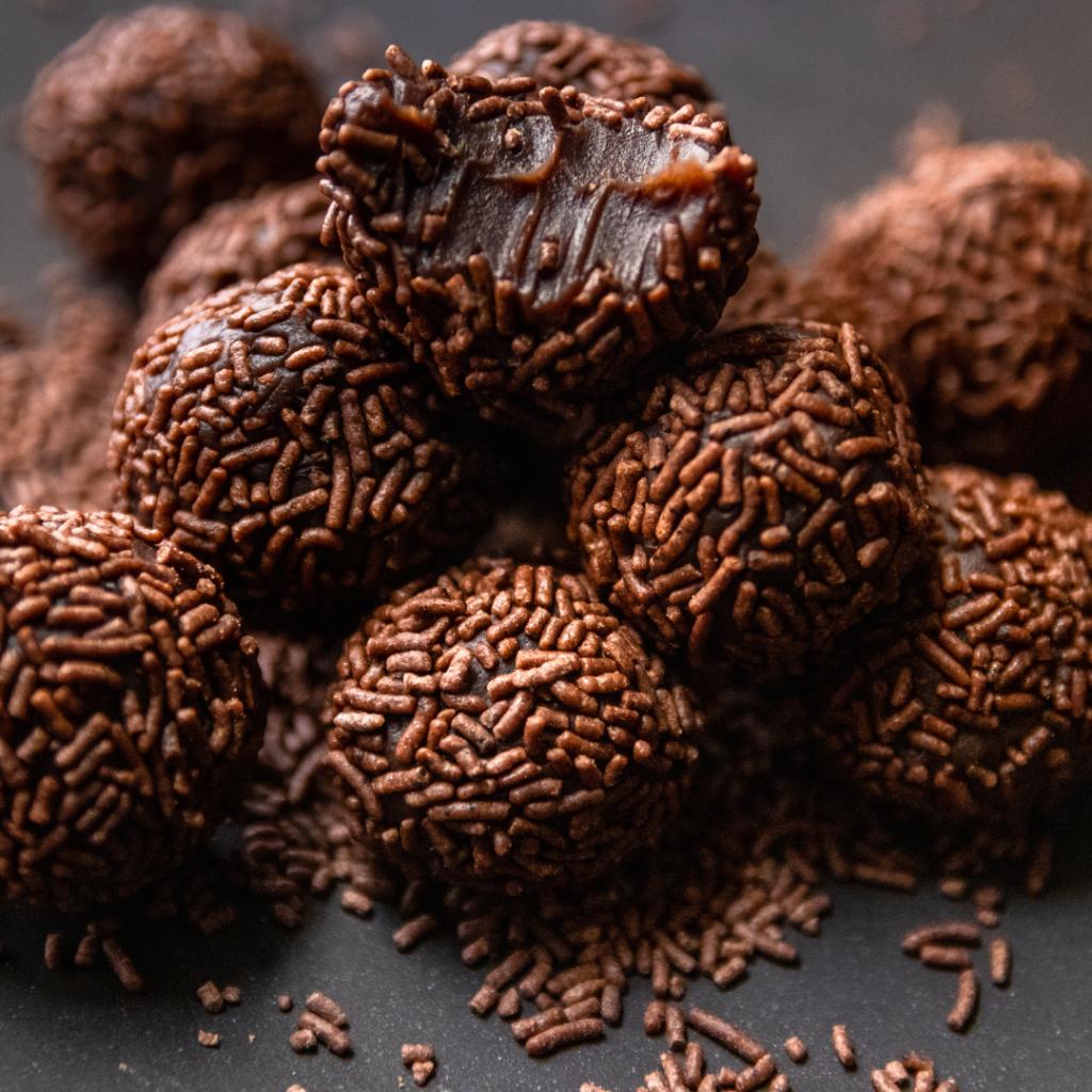 Brigadeiro, la truffe brésilienne au chocolat