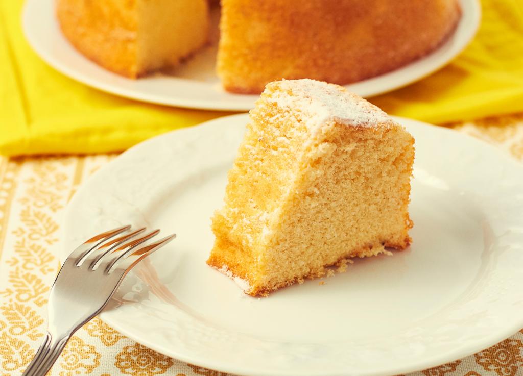 Gâteau brésilien à la farine de maïs
